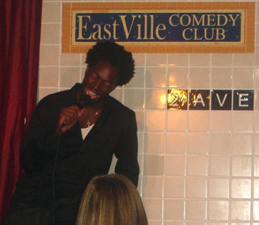 EastVille Comedy Club Foto
