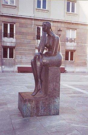 Esculturas Oviedo