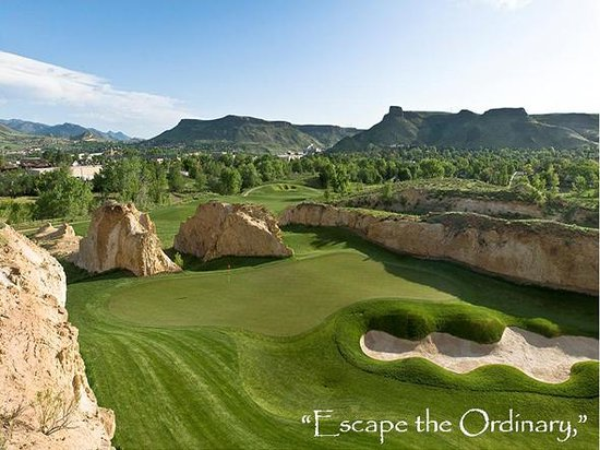 Fossil Trace Golf Club: The Par 5 #12 - Simply Amazing