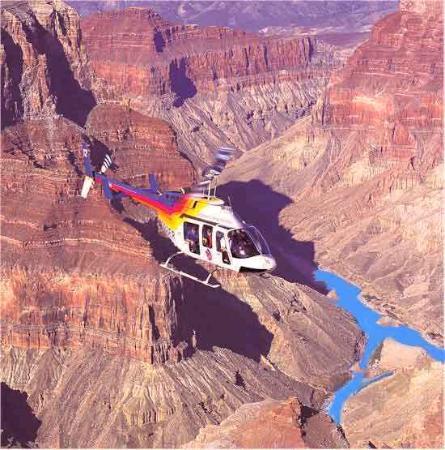 Grand Canyon Reservations Bild