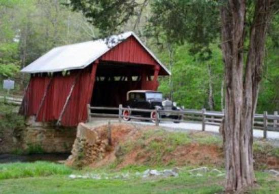 Campbell's Covered Bridge ภาพถ่าย