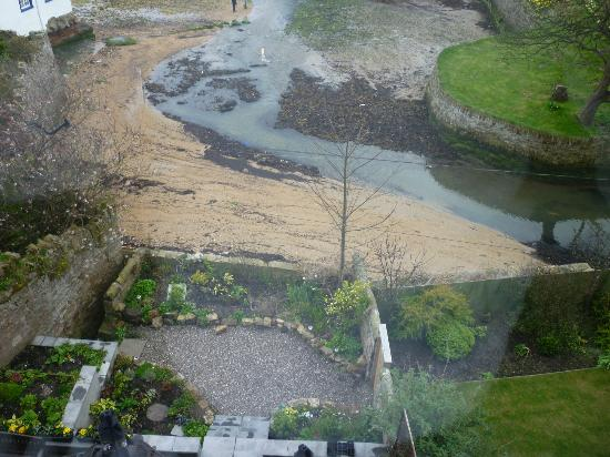 The Bank - Anstruther: view from room