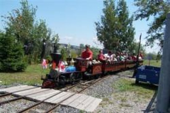 North Bay Heritage Train and Carousel