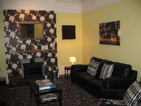 Beaufort House Guesthouse: lounge