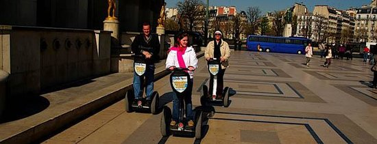Experience Paris - Segway Tours