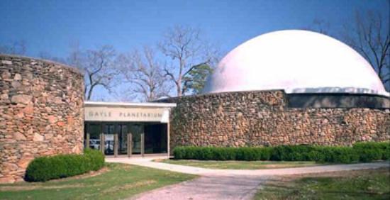 Report writing on visit to planetarium