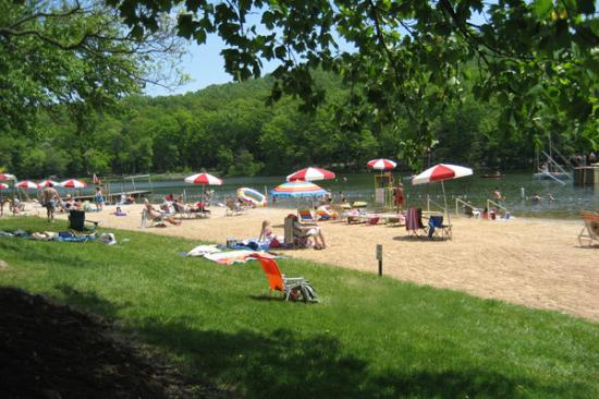 Mt. Gretna Lake & Beach Photo
