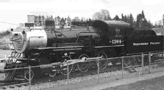 Northern Pacific Railway Museum