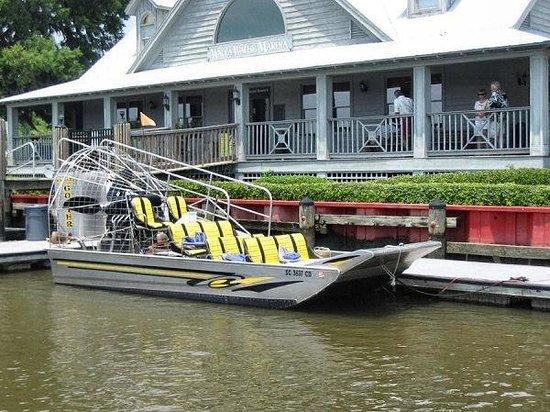 Foto de Plantation River Tours