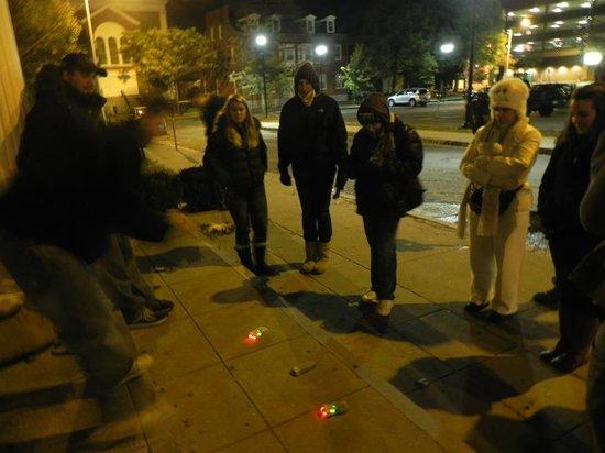 Paranormal Salem Investigation Tours