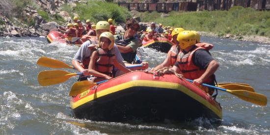 Raft Masters Picture