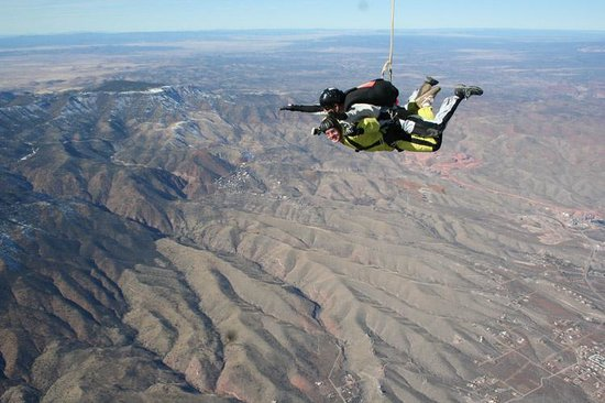 Red Rock Skydiving