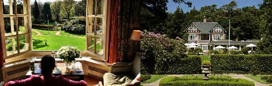 Hotel Landgoed Het Roode Koper - Relais & Chateaux: Kamer 1, room with a view