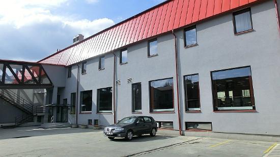 Hotel Zebetinsky Dvur Brno: Außen