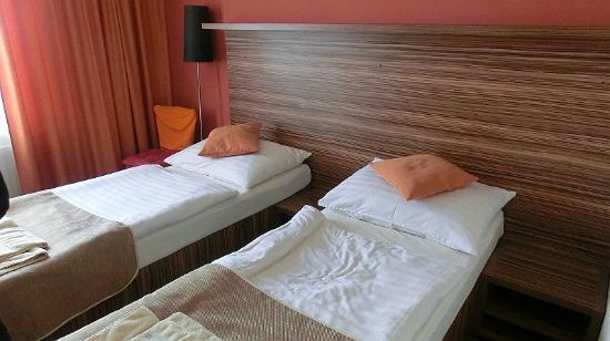 Hotel Zebetinsky Dvur Brno : Zimmer