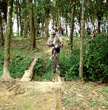 Thai Cycle Day Trips Photo
