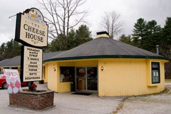 The Vermont Cheese House Foto