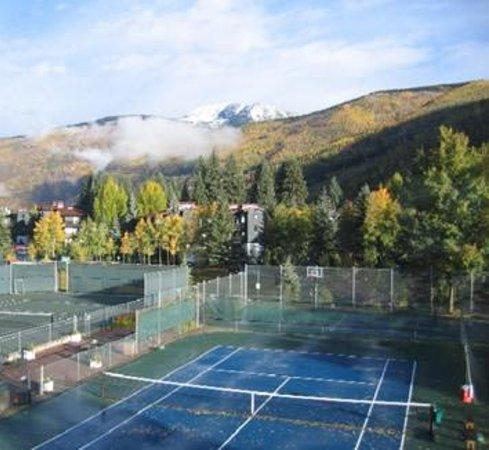 Vail Racquet Club : Fall Tennis