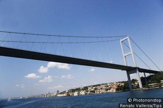 The Bosphorus Bridge Photo