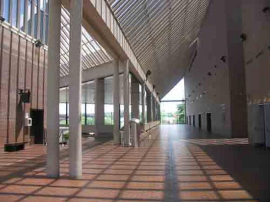 Century Center Convention Center: Main Lobby