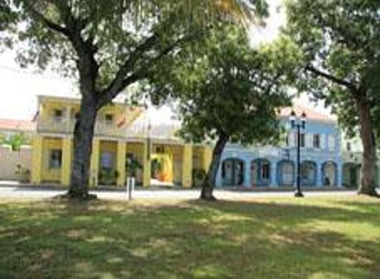 Chant: Historic Frederiksted