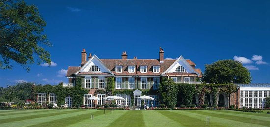 Chewton Glen Spa