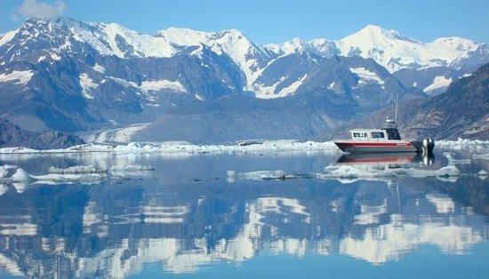Chugach Coastal Cruising