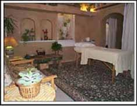 Chumayo Spa: Massage Room