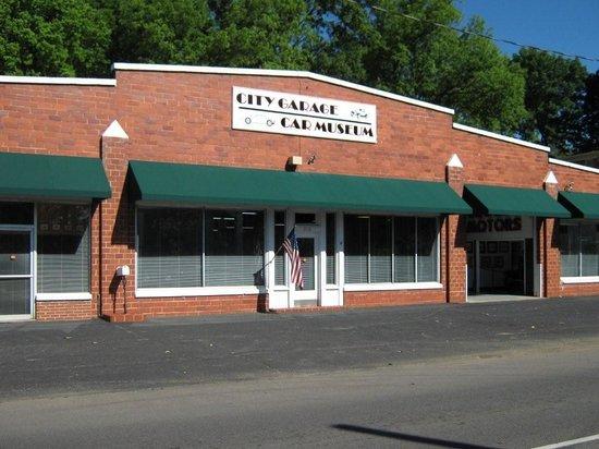 City Garage Car Museum