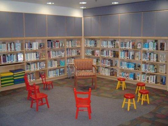 Homer City Library Foto