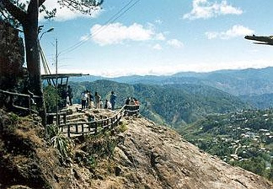 Mines View Park Baguio Philippines Address Lookout