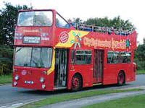 City Sightseeing Ipswich