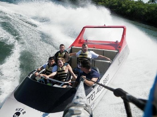 Clearwater Jet Boat