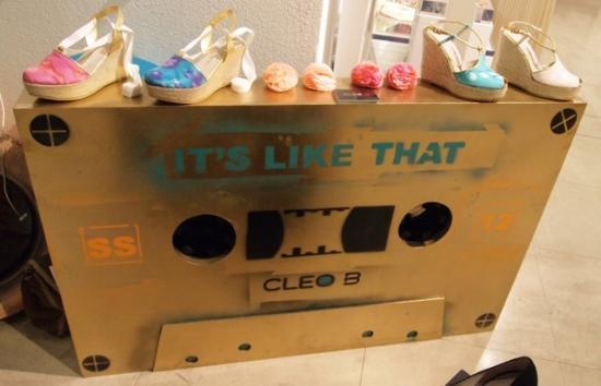 Cleo B Foto