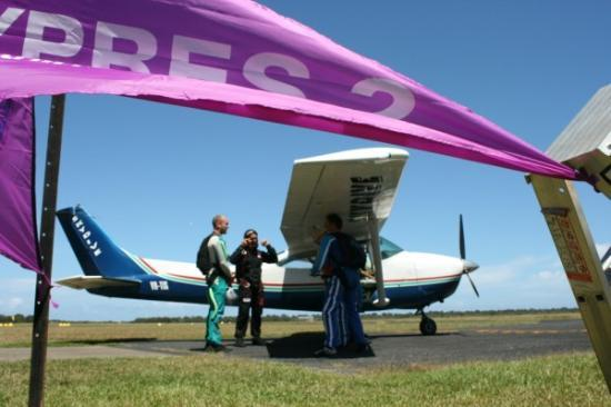 Coffs City Skydivers