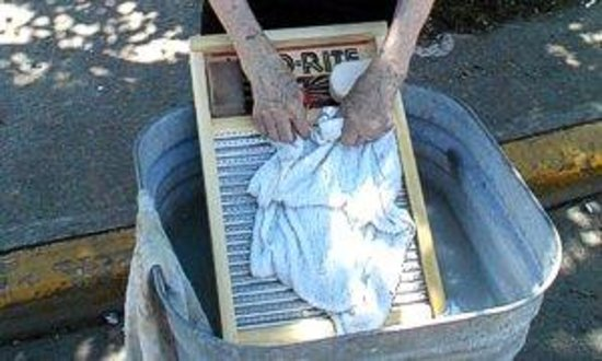 Columbus Washboard