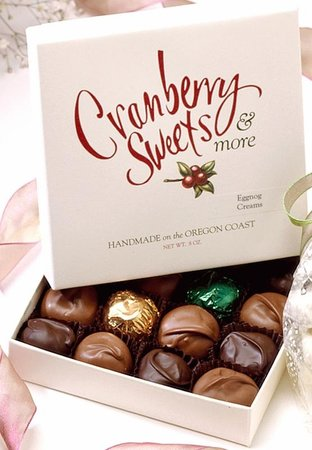 Cranberry Sweets