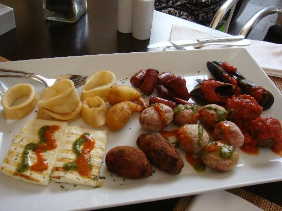 Restaurante Don Antonio : Tasty and good value
