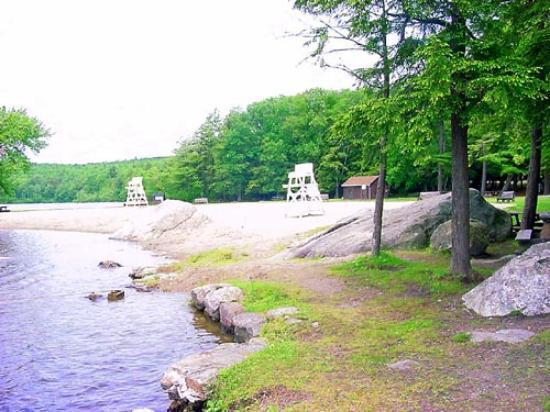 Burr Pond State Park Bild