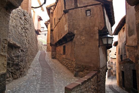 Albarracin: Callejeando