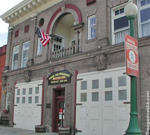 Denver Apartment Guide: Denver Firefighters Museum (CO): Hours, Address