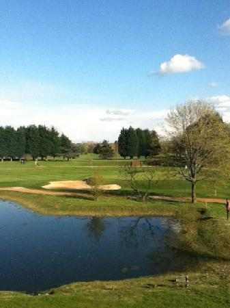 Bicester Hotel, Golf and Spa: View from our room