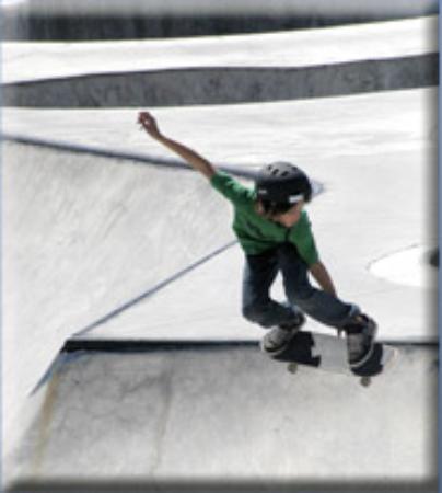 Klamath Falls Skatepark Photo