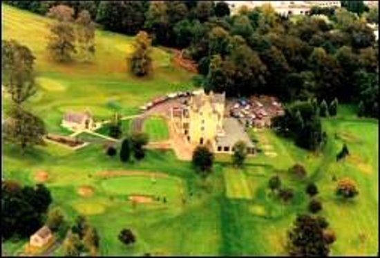 Dunfermline golf club scotland top tips before you go Dunfermline hotels with swimming pool