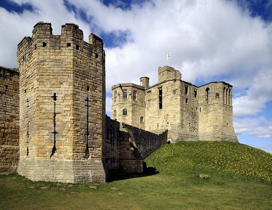 Warkworth Castle & Hermitage