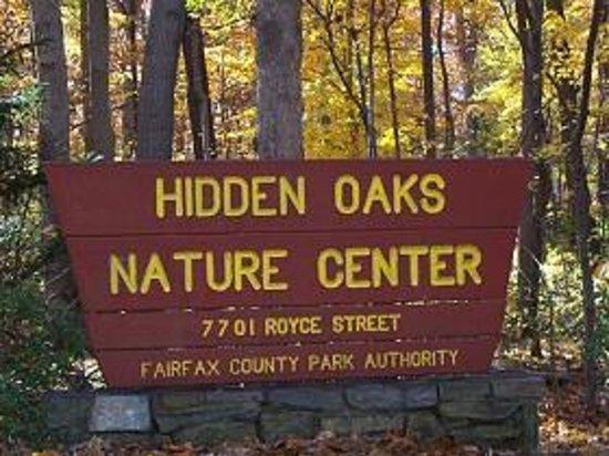 Hidden Oaks Nature Center Photo