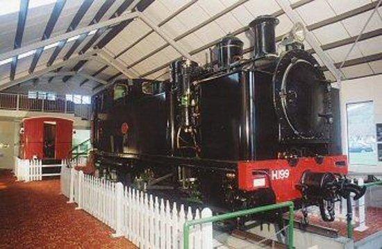 Foto de Fell Locomotive Museum