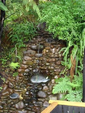Fernland Spa : Water fall