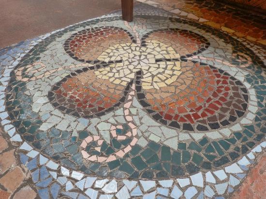 Coron Villa Hermosa: deco faite par suzan