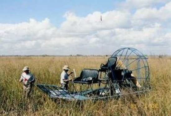 Florida Airboat Charters Photo